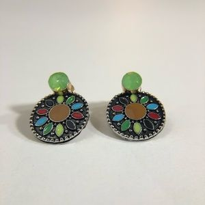 3/$12💛Mini Tribals Drop Earrings